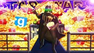 Das NEUE Popcorn WARS!   Gmod Deathrun - (Star Wars Edition)