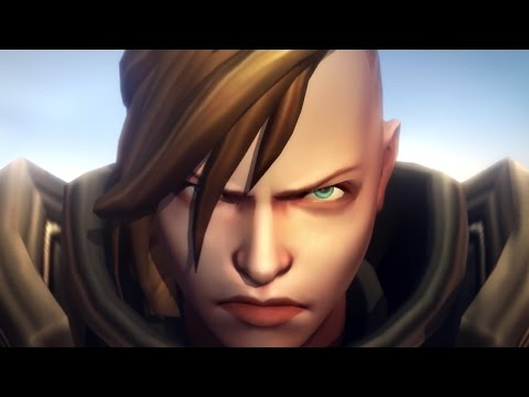 Heroes of the Storm Reveals Crusader Johanna