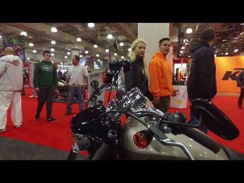 HARLEY DAVIDSON @ 2017 NYC MOTORCYCLE SHOW