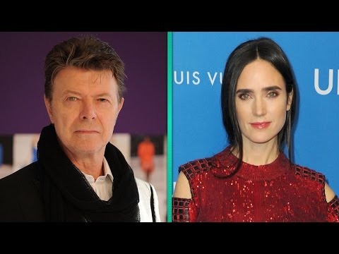 Jennifer Connelly Sweetly Remembers 'Genius' David Bowie