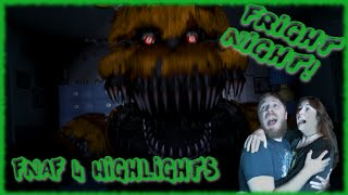 Fright Night! - WARNING! MAY CAUSE LEAKAGE II Five Nights at Freddy's 4 thumbnail