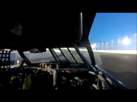 Landon Abbott On Board 6-11-16 Dominion Raceway