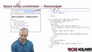 CSS Combinators