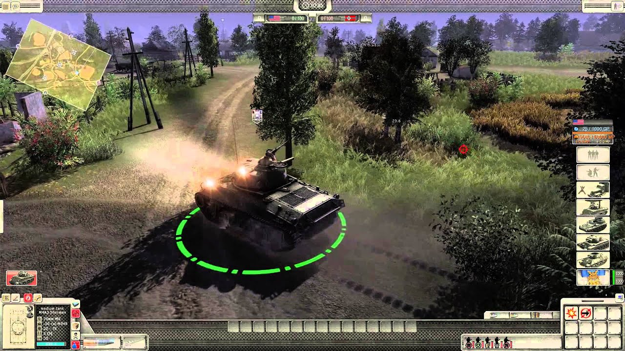 Assault Squad 2 - Controls #1 - Direct Control - YouTube