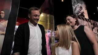 Mateusz Gessler zabrał je do najsłynniejszego studia filmowego w Rzymie [Drewo marzeń]