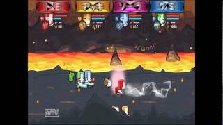〔PS3〕 Castle Crashers PART-5 アッキの実況プレイ