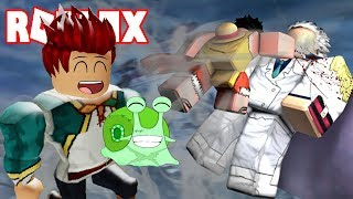 ROBLOX-The SAI Test slug News TV Den Den MuShi | One Piece Final