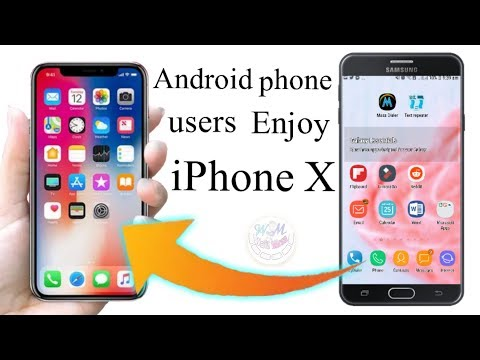IPhone X New Mobile 2017 | Launcher For IOS: New Iphone X IOS 11 Style Theme Hindi Urdu Tutorial