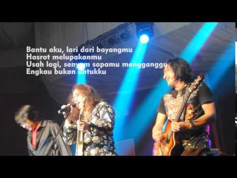 Kla Project - Bantu Aku ( Lyric )