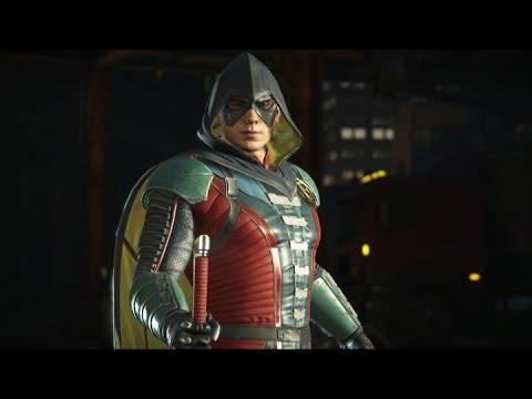 Nuevo tráiler de 'Injustice 2' nos muestra una lucha entre Batman y Robin