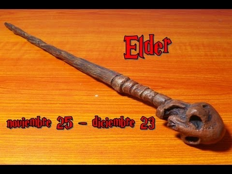 Elder wand varita del parque tematico de harry for Harry potter elder wand buy
