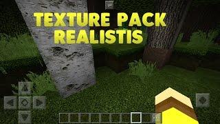Ada Texture Pack Paling Realistis Di MCPE!!! - MCPE Indonesia TP #12