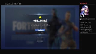 Fortnite Bug Server (SFR) - Temporary solution change server