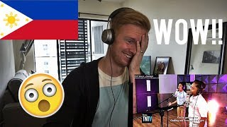 (WOW!!) TNT Boys - Flashlight // PHILIPPINES MUSIC REACTION