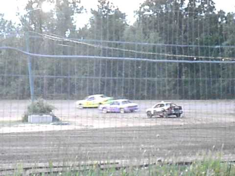 mt pleasant mini stock heat 8/12/11