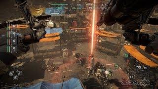 Jetpack Boost - Intercept DLC - Killzone: Shadow Fall Gameplay