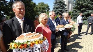 Dożynki gminy Morawica 28.08.2016