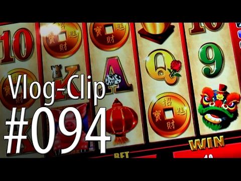Vlog-Clip #094 - GAMBLING IN THE CASINO