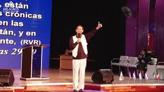 Pastor Giménez predica 14 de Septiembre 2019 ''Segunda reunión''