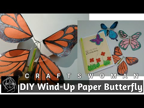 Butterfly in the Wind by Ann Fetter