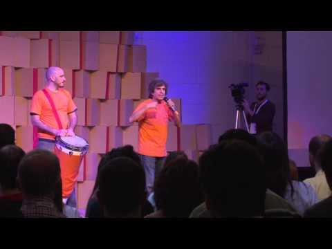 Performance Musical | Grupo Sparks Creativa | TEDxUTN