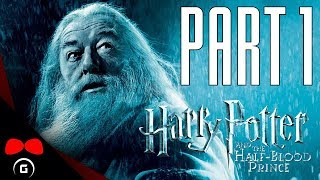 Harry Potter and the Half-Blood Prince | #1 | Agraelus | CZ Let