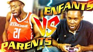 PARENTS VS ENFANTS - JAYMAXVI