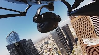The Hollywood Helicopter Pilot Behind Extreme Aerials