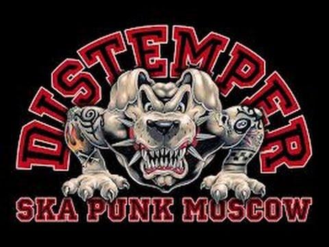 Distemper - SKA Punk Moscow 2004