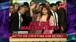 DURO DE DOMAR - HABLO CRISTINA  FERNANDEZ DE KIRCHNER - 29-10-15