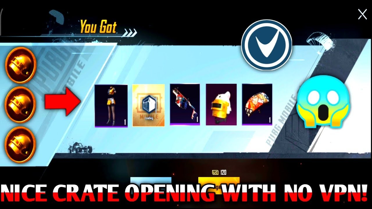 NEW EVENT!!! NEW BEST CRATE OPENING WITH NO (VPN) HOW MANY I GOT SKIN?| PUBG MOBILE KOREA