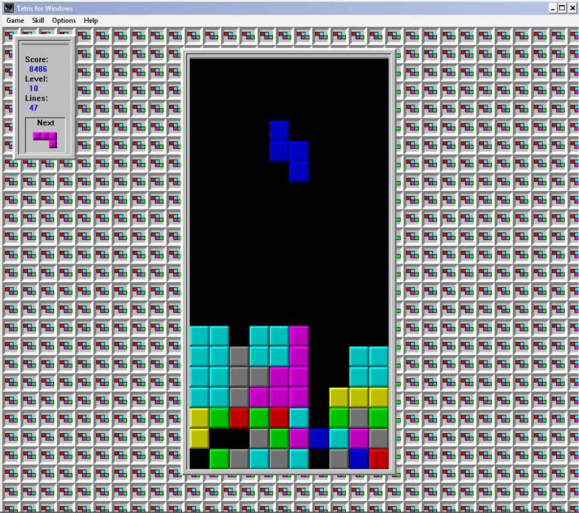 Tetris Windows 10