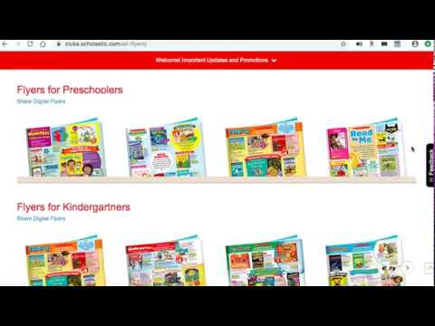 Order Books From Scholastic With Code READS