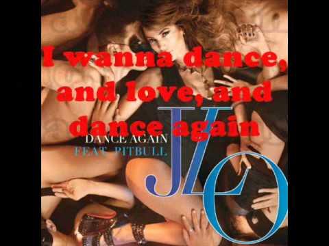 Download Jennifer Lopez - Dance Again (Lyric Video) ft. Pitbull
