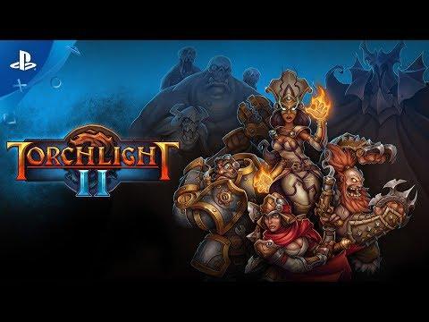 Torchlight II - E3 2019 Console Announcement Trailer | PS4