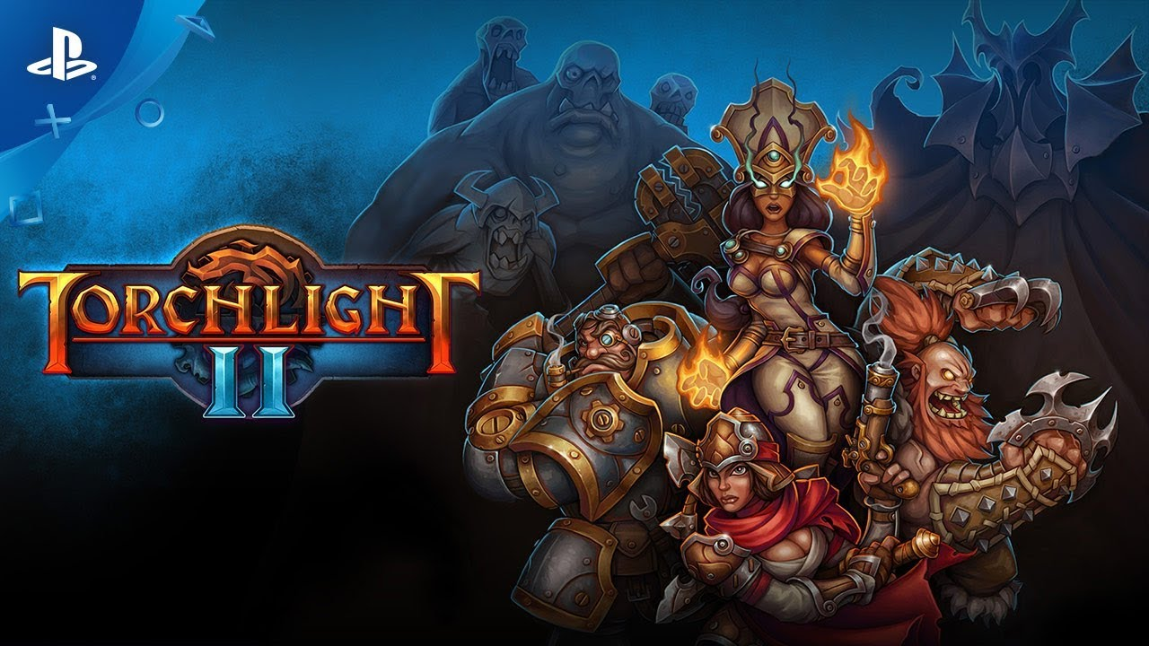 Torchlight II - E3 2019 Console Announcement Trailer | PS4