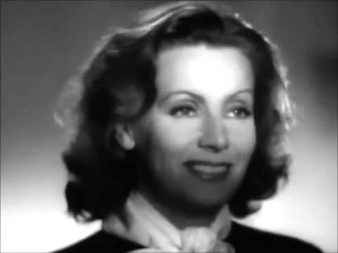 Greta Garbo's 1949 Screen Test: Pt 1  W. Daniels