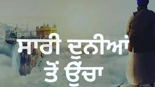 Gambar cover Azaad khalsa by karwar grewal WhatsApp status video dharmik status