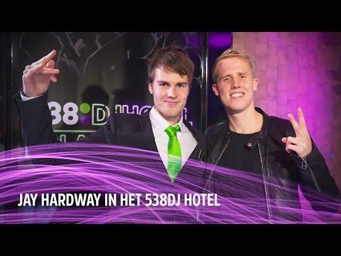Jay Hardway wil plezier hebben op ADE | 538DJ Hotel 2016