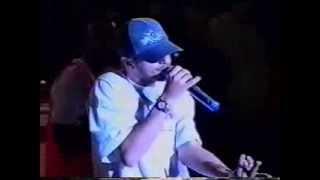 Neffa & I Messaggeri della Dopa - Puoi sentire il funk - Live Hip Hop Village 97