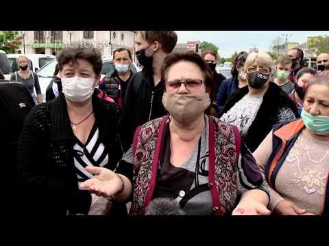 В Белореченске  добились открытия рынка закрытого судом по требованию Роспотребнадзора