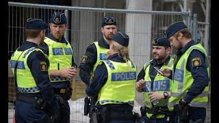 Hyllning Till Alla Svenska Poliser   Musik Video