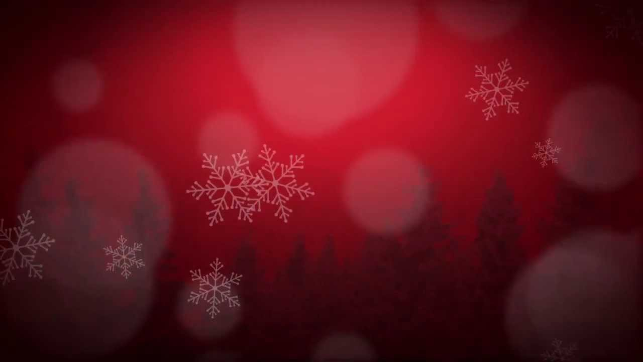 Scenic Winter Worship Media Looping Background - Christmas ...