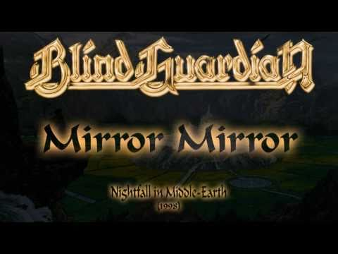 Blind Guardian - Mirror Mirror (Lyrics English & Deutsch)