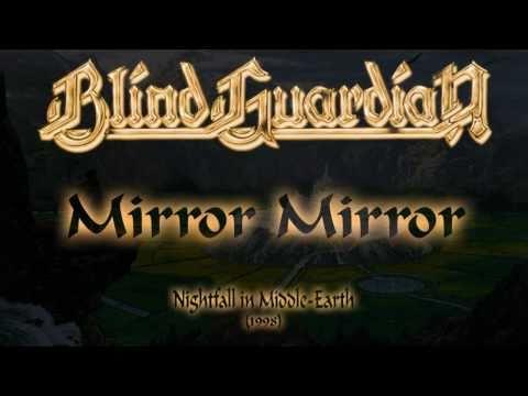 Blind Guardian - Mirror Mirror (Lyrics English & Deutsch)