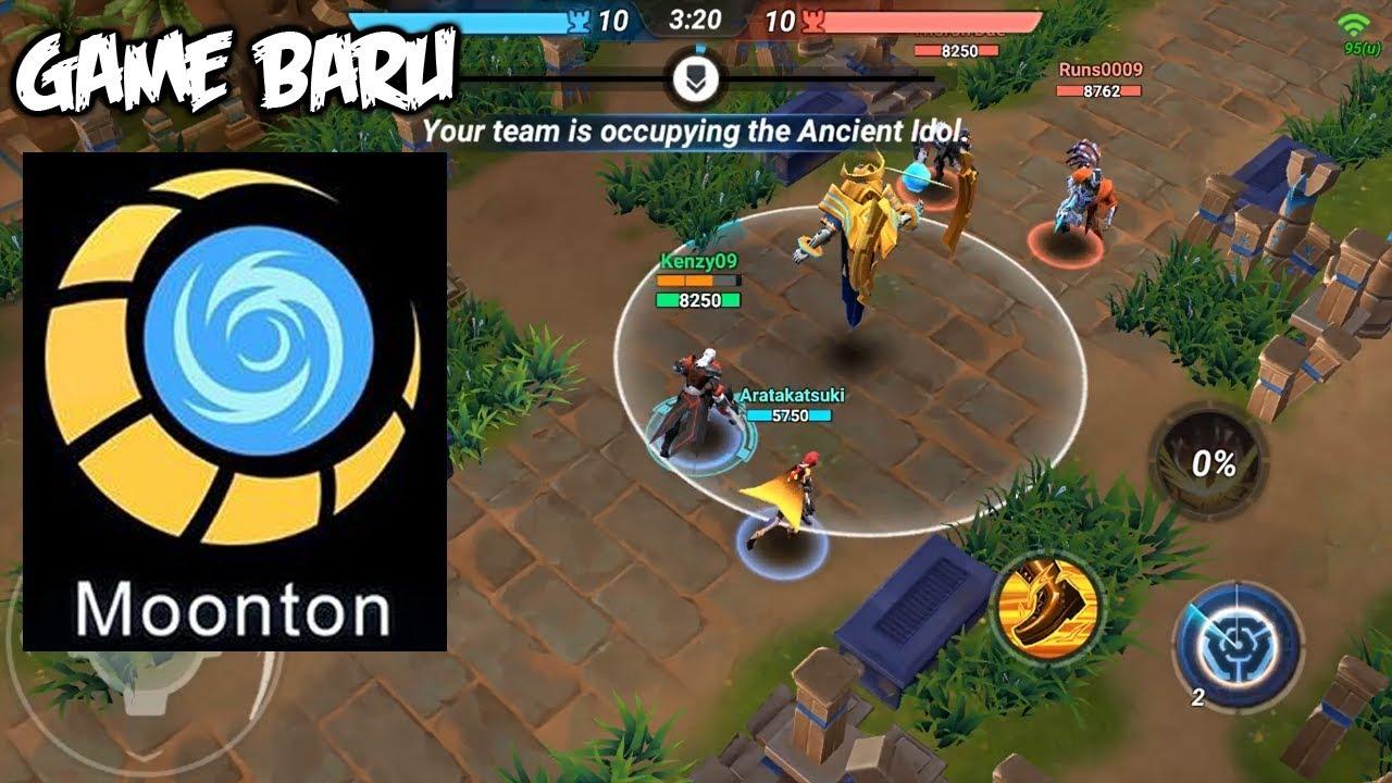 Mobile Legends Akhirnya Punya Adik, Ini Dia Game Baru Moonton