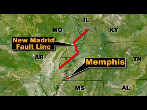 Mississippi River Level Mysteriously Drops-New Madrid Seismic Zone Awakens-Solar Unrest Intensifies