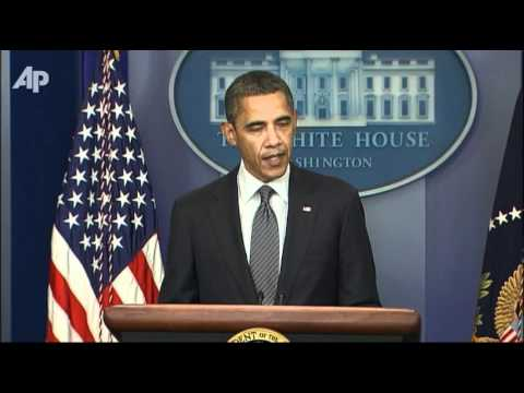 Obama Announces Total Iraq Troop Withdrawal