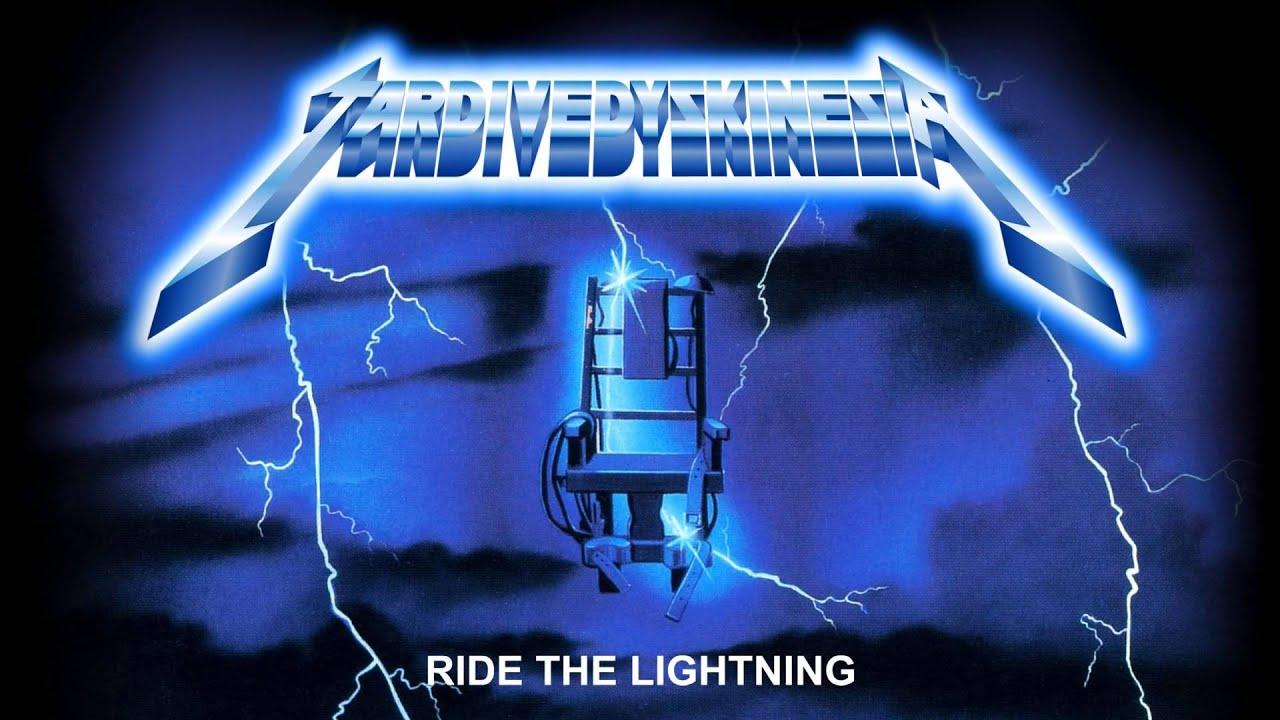 Iphone 4 Live Wallpaper Ardive Dyskinesia Ride The Lightning Metal Hammer