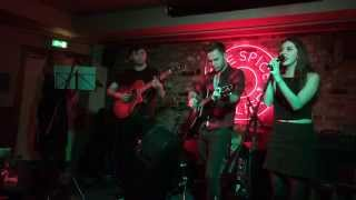Miracle Chance - Oh ee Oh - live at the Spice of Life club